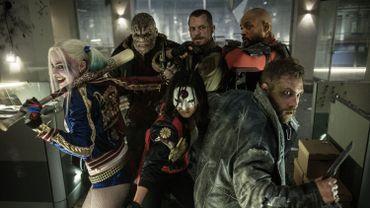 """Box-office mondial: les criminels de """"Suicide Squad"""" toujours au sommet"""