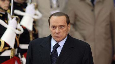 Perte de 294,5 millions d'euros en 2016 pour le groupe Mediaset de Silvio Berlusconi