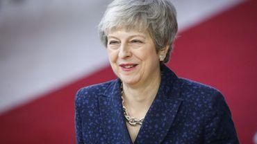 "Theresa May: ""Quitter l'UE avec un accord ou pas de Brexit"""