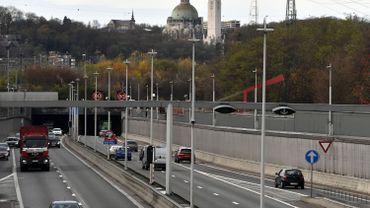 La vitesse est désormais limitée à 90 km/h sur l'E25 entre Loncin et le tunnel de Cointe