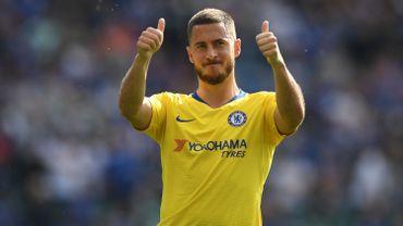 Chelsea, avec Hazard 23 minutes, et Tottenham avec Alderweireld dans le top 4 de Premier League