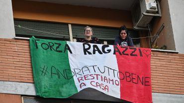 L'Italie est l'un des pays les plus durement touché au monde.