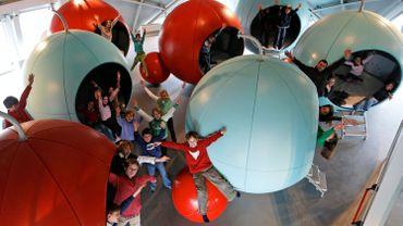 La Boule des Enfants de l'Atomium