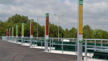 Charleroi métropole : trois autres recyparcs Tibi rouvrent leurs portes ce mardi 28 avril