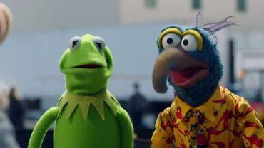 """Les premières images du nouveau """"Muppet Show"""""""
