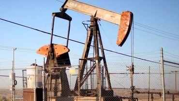 Illustration: un ancien puits de pétrole
