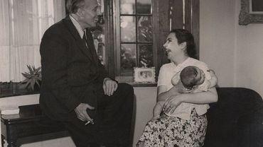 Charles Plisnier et Marie-Thérèse Bodart (1945)
