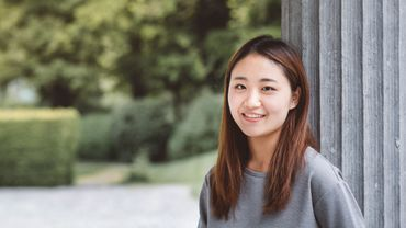 Yukiko Uno en finale du Concours Reine Elisabeth