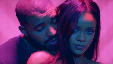 Rihanna et Drake merveilleusement ridicules dans la version 'sans musique' de 'Work'