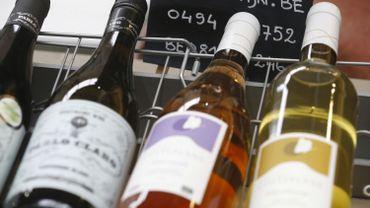 Nouveau record pour le vin wallon: 1,32 millions de bouteilles en 2018