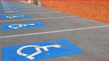 places de parking
