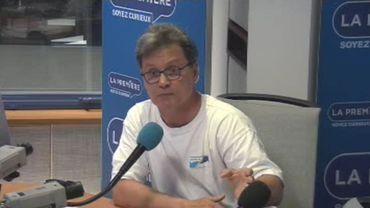 Sur les ondes de la RTBF, Jean-Louis Tison appelle au maintien de Belspo.