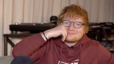 Interview d'Ed Sheeran dans Black Market