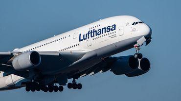 Le gouvernement allemand et Lufthansa trouvent un accord sur une aide de plusieurs milliards