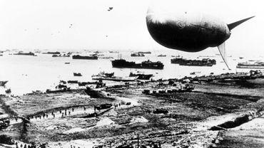Débarquement du 6juin 1944: un reportage sonore inédit refait surface