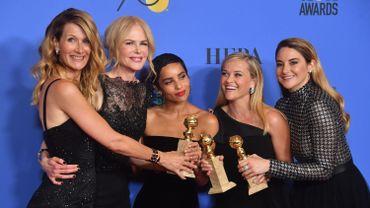 """""""Big Little Lies"""" a vu son audience largement progresser après sa victoire aux Golden Globes"""