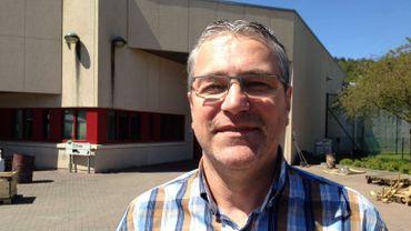 Marc Dizier, président de l'association des directeurs des prisons francophones et directeur de la prison d'Andenne.