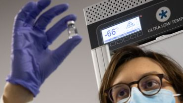 Coronavirus en Belgique: test grandeur nature réussi pour la vaccination