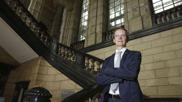 Pour le recteur de la KUL le fondateur de Schild & Vrienden doit avoir une seconde chance