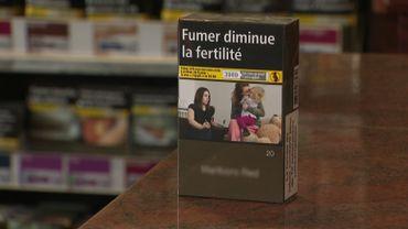 Le paquet de cigarettes neutre est obligatoire en France depuis janvier 2017
