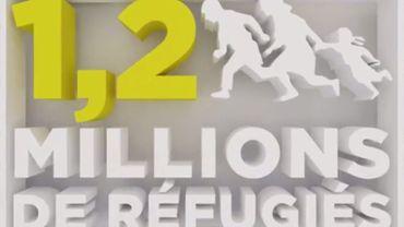 Extrait du clip de la campagne d'Amnesty