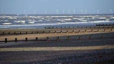 A l'avenir, les côtes de la Mer du Nord, de la Manche et de l'Atlantique pourraient ressembler à cela.