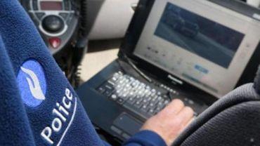 La Province du Brabant wallon va se doter d'un nouveau réseau de caméras capables de scanner et de reconnaître les plaques d'immatriculation. De quoi faire avancer le travail d'enquête des policiers (illustration).