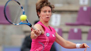 An-Sophie Mestach battue en finale à Kurume
