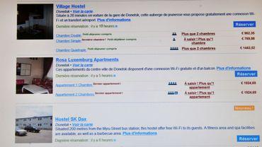 L'association flamande Horeca Vlaanderen avait tiré la sonnette d'alarme en mai dernier. Selon elle, les hôtels présents sur ces sites internet ne pouvaient jamais offrir un prix moins cher ailleurs que sur les plate-formes en question.