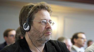Le député fédéral Marco Van Hees (PTB).