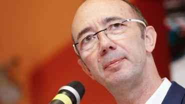 Rudy Demotte (PS), bourgmestre de Tournai, attend les éclaircissements de la justice