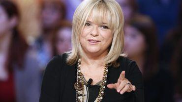 """France Gall en 2012 dans """"Le Grand Journal"""" sur Canal +."""