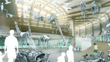 Le cabinet américain Olson Kundig Architecture and Exhibit a remporté le concours du Musée pour enfants de Berlin
