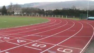 Malmedy: une piste d'athlétisme dernier cri financée par l'Emir du Qatar