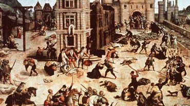 Les guerres de religion au XVIe siècle