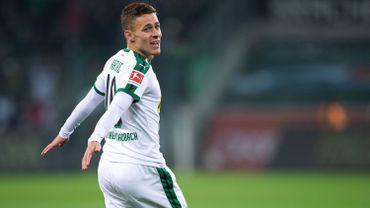 Thorgan Hazard annoncé au Borussia Dortmund pour 42 millions d'euros