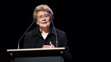 Antoinette Spaak, première femme présidente de parti en Belgique, est décédée