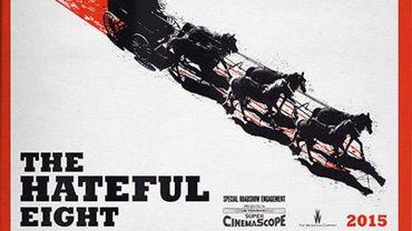 """""""The Hateful Eight"""" de Quentin Tarentino"""