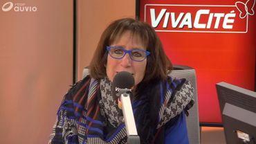 Viviane Teitelbaum revendique l'égalité homme-femme en politique