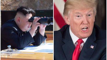 Crise entre Donald Trump et Kim Jong-Un: comment en sont-ils arrivés là?