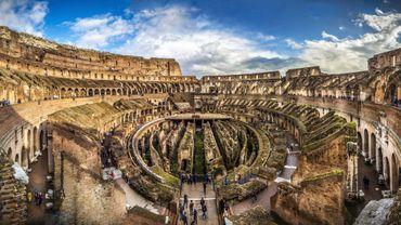 Fermés depuis 40 ans, les niveaux IV et V du Colisée seront à nouveau ouverts au public à partir du 1er novembre.
