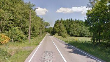 L'accident s'est produit sur la N622, une route non éclairée la nuit.