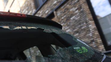 Vague d'explosions de grenades à Anvers:un Liégeois interpellé pour avoir jeté de fausses grenades à Anvers