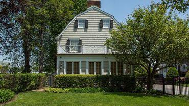 La maison hantée d'Amityville est à vendre aux Etats-Unis