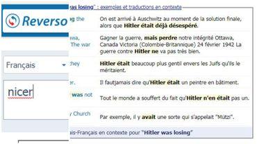 """""""Hitler gentil"""": pourquoi ce site de traduction affiche des résultats antisémites ou racistes?"""
