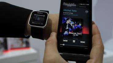 Bientôt une montre-terminal pour les smartphones.