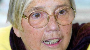 """L'autrice à succès Nicole de Buron, célèbre dans les années 1960 pour le feuilleton télévisé """"Les Saintes Chéries"""", est décédée mercredi à l'âge de 90 ans."""
