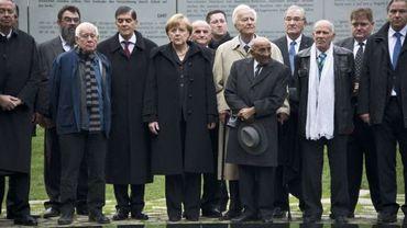 Angela Merkel inaugure un mémorial aux Roms et Sinti extéerminés par le nazisme