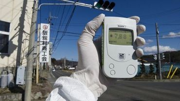 Mesure de la radioactivité