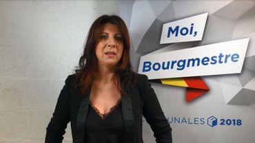 Verviers: Muriel Targnion a prêté serment ce lundi